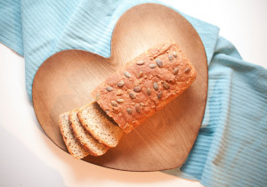Słodki chlebek z AWOKADO