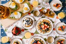 ŚNIADANIE na słodko i słono – 15 przepisów