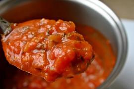 Zupa pomidorowa po chińsku
