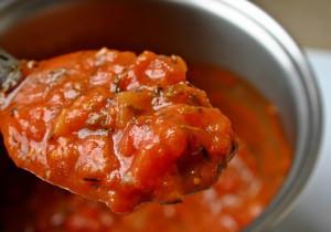 3 składnikowy sos do makaronu