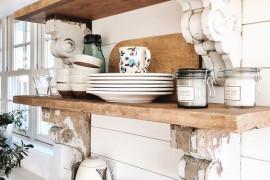 10 pomysłów na ciekawe ROZWIĄZANIA do kuchni