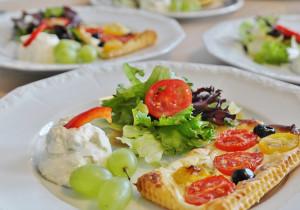 PIZZA na francuskim cieście- tylko w 15 minut