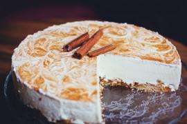 Najszybszy sernik na ciasteczkowym spodzie