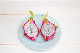 Egzotyczne owoce- PITAJA (jak jeść?)