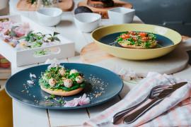 Grzanki z bułek – genialnie wyglądające śniadanie