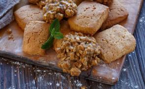 Ciasteczka z płatków kukurydzianych bez pieczenia! (o smaku toffi)