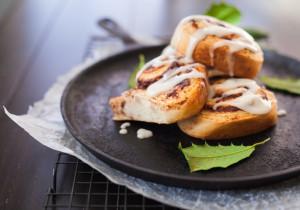 Cinnamon rolls- najprostszy przepis na cynamonowe ślimaczki