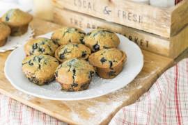 Muffiny z kawałkami czekolady i figami!