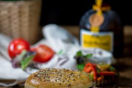 Grzanki z serem z patelni – bardzo szybkie śniadanie