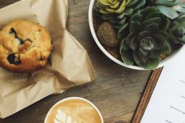 Zielone muffiny ze szpinakiem