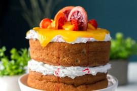 10 pomysłów na tort urodzinowy, imieninowy dla SENIORA!