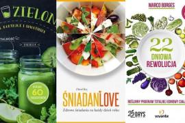 10 książek kucharskich o zdrowym gotowaniu!