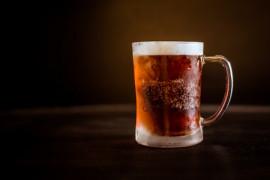 Aromatyczne grzane piwo!