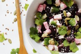 SURÓWKA obiadowa- 5 smacznych przepisów (z porem, czerwoną kapustą, marchewką)