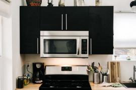 Kuchnia w ciemnych kolorach! 10 pomysłów!
