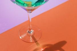 """Drink roku: ,,Niebieskie Hawaje"""""""