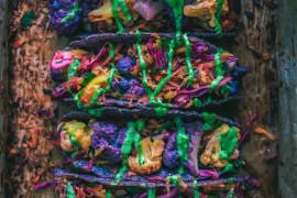 6 przepisów na WEGAŃSKIE dania i desery!