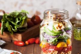 4 zdrowe sałatki dla zapracowanych!