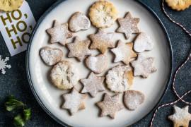Najprostsze ciasteczka z orzechami laskowymi