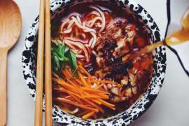 10 pomysłów na serwowanie MAKARONU RYŻOWEGO