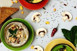 Pyszne dania z pieczarek- 8 przepisów (zapiekanki, zupy, dania mięsne, makarony)