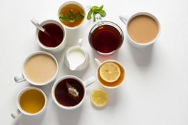 6 przepisów na rozgrzewającą HERBATĘ! (lipowa,z rumem,malinowa,arabska)