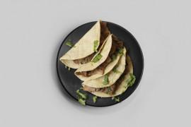Tortilla wegetariańska- szybki przepis