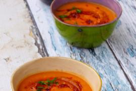 Zupa- krem z czerwonej soczewicy