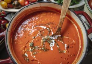 Portugalska zupa marchewkowa