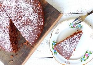 Puszyste ciasto czekoladowe- zawsze wychodzi!
