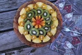 KIWI- 15 ciekawych pomysłów na podanie tego owocu!