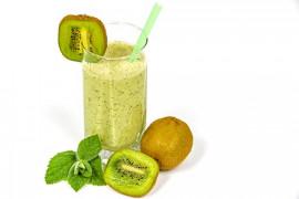 Zielony koktajl z podwójną dawką witamin