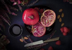 GRANAT- 15 pomysłów na serwowanie tego owocu!