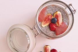 7 przepisów na zdrowe śniadanie z nasionami CHIA!
