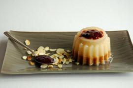 Kremowy pudding toffi