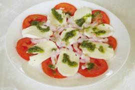 Sałatka włosko- francuska