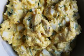 Pasta jajeczna – 3 sprawdzone przepisy