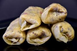 Ekspresowe gołąbki z młodej kapusty
