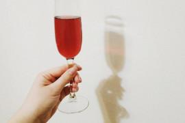 Aperitif wyborny- szybki drink z szampanem