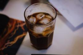 Drink bezalkoholowy Coca- Orange