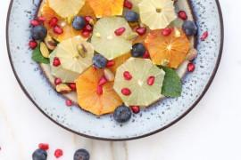 Zdrowa sałatka dodająca energii- prosty przepis