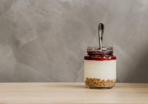 Śniadanie w 3 minuty- granola pod białą chmurką