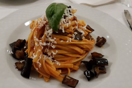 Spaghetti a'la Norma