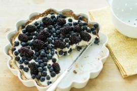 Proste ciasto z owocami na DZIEŃ MAMY!
