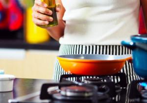 Jak usunąć plamy z tłuszczu?