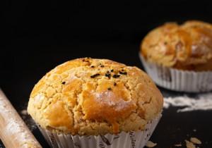 Muffiny bekonowo- serowe