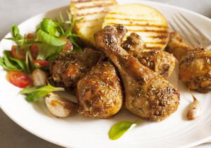 Udka z kurczaka- 8 aromatycznych przepisów
