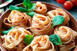 Makaron Tagliatelle- 10 smacznych przepisów