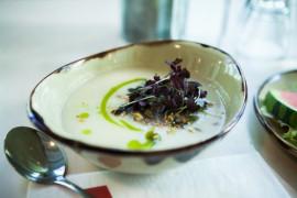 HIT sezonu: Kremowa zupa z kalafiora i rukoli