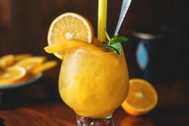 Domowy kisiel pomarańczowy- bez chemii, naturalny smak!